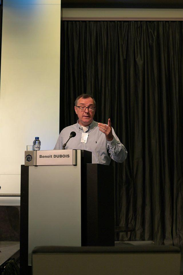 Benoit Dubois, ADEB