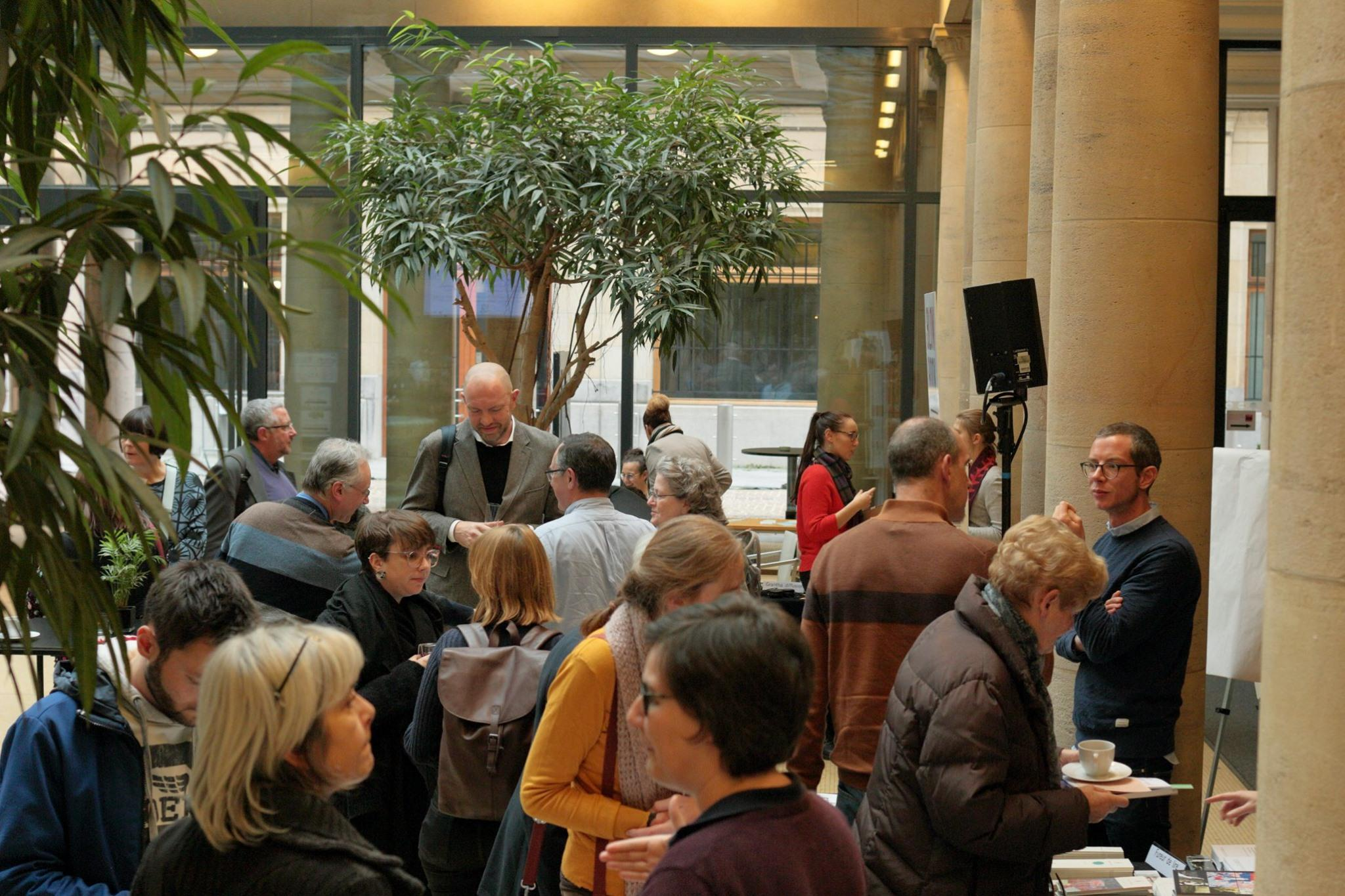 Showcase du colloque du PILEn