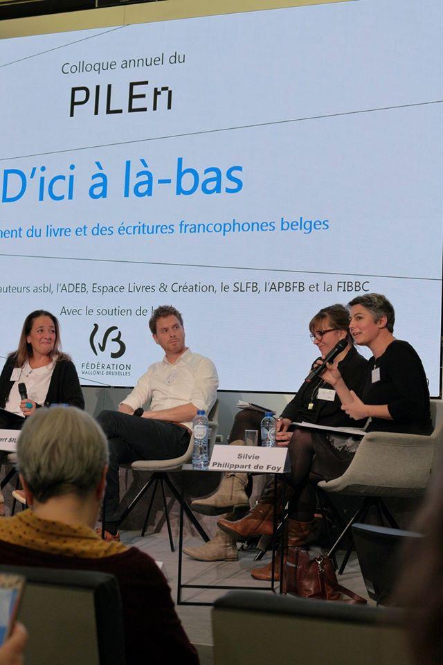 Silvie Philippart de Foy, Fédération Wallonie-Bruxelles