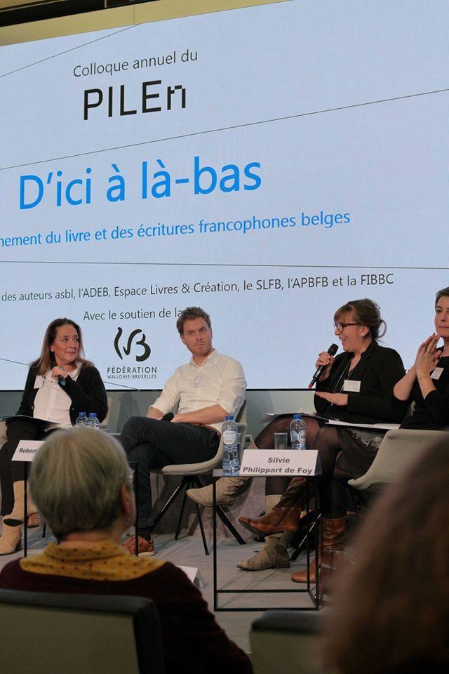 Marie-Ève Tossani, Centre Wallonie-Bruxelles Paris
