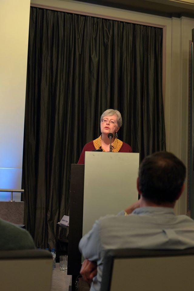 Françoise Dury, présidente de l'APBFB