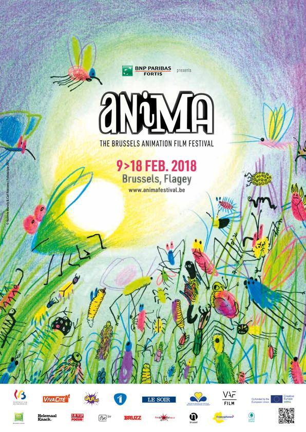 festival anima 2018 affiche